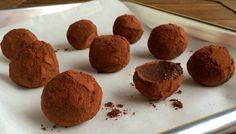 Chocolate Avocado Trüffel