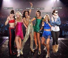 The missing Spice Girl