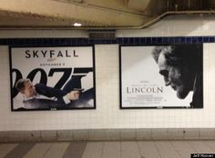 If you ever place two movie posters together, make sure it's not these two.