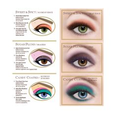 Too Faced Glamour Guide
