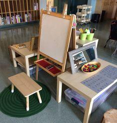 Reggio Emilia Classroom, Reggio Inspired Classrooms, Reggio Classroom, Toddler Classroom, Classroom Organisation, New Classroom, Classroom Setting, Classroom Setup, Classroom Design