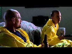 """Breakbad Mountain"""". Genial trailer ficticio creado por Eric Posen y Jason Mittleman que remezcla escenas de la serie de culto dando un nuevo sentido a la relación entre Jessie Pinkman y Walter White, protagonistas de Breaking Bad."""