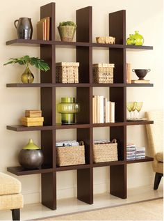 Tall Bookcase - Zin Home