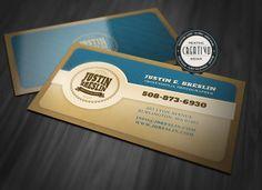 Business Card (Design & Print)