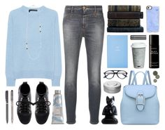 """""""[359] make it happen ♦ TS"""" by yuuurei ❤ liked on Polyvore featuring Closed, 360 Sweater, Anne Klein, Candela, Steve Madden, Fitz & Floyd, Casetify, Smythson, Perricone MD and Byredo"""