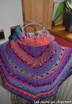 Il est fini .....le Eva's shawl
