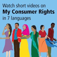 Law-Legal aid- My consumer rights is a series ofanimatic videos about your rights and responsibilities when buying goods and services in Australia - from the NSW Office of Fair Trading