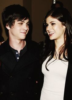 Percy Jackson & Annabeth Chase <3 and I totally ship them in real life too :)
