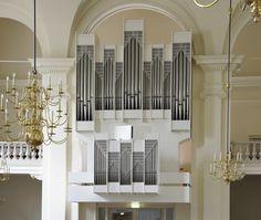 Rotterdam - Hoflaankerk - Van Vulpen orgel