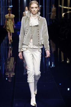 Dolce & Gabbana  #VogueRussia #readytowear #rtw #fallwinter2006 #DolceGabbana #VogueCollections