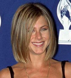 Jennifer Aniston Bob Haircut 2000