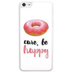 Casimoda iPhone 5C hoesje - Donut worry