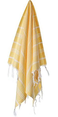"Hand Face Turkish Towel Pestemal 23x36"" Peshtemal Fouta Kitchen Baby Care by Cacala Yellow Cacala http://www.amazon.com/dp/B00EM69ZCC/ref=cm_sw_r_pi_dp_TyD0wb1DGBQQQ"