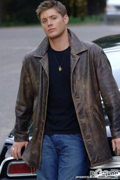 another hot guy with a hot car ;)  love me some Dean <3