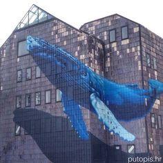 #Zagreb murals  #city#citysights#mural#art#croatia#croazia#croatie#kroatien#travel#viagens#viaje#voyage#viaggio#putopis#travelbook#travelbookcroatia by putopis