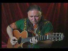 Sаntanа - Euroра - solo acoustic guitar