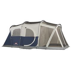 Coleman Elite WeatherMaster 6 Screened Tent,Multi x ft. (Screened Area) at Products Lists of Tools and Hardware - coleman 2000027947 tent elite master 6 w led camping tents made of the highest quality materials camping tents