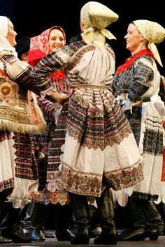 One variant of folk costumes originating from Hrvatsko zagorje (region in the north-western side of the Medvednica mountain - Croatia) - Zagorje people generally liked boots (called in their dialect: škornje (shkornieh)