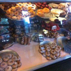Photos at Mighty-O Donuts - Wallingford - Seattle, WA#vegan #vegandonut #seattle #organic #organicdonut #nonGMO