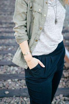 Dressy Sweatpants by