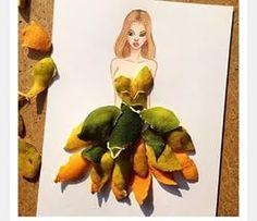 Модный иллюстратор из Армении, создает платья из повседневных предметов Арм...