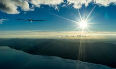 SOLARIMPULSE - AROUND THE WORLD IN A SOLAR AIRPLANE #CaptionTheSun