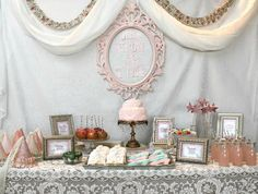 mirror frame princess | , you can use it for a party. This is for a little girls princess ...