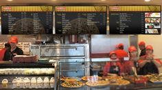 Vancouver International Airport pizzeria now flying digital menu boards | Digital Signage Today