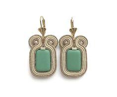 SALE Mint green pastel fashion spring big by mintESSENCE on Etsy, $40.00