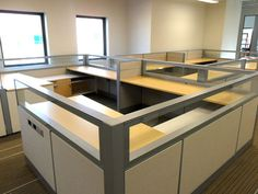 Are you looking for ideas for your Redesign project? Browse through our Office Gallery to see some of the recent work completed by The Crew Office Services, by clicking the image! Office Moving, Recycled Furniture, Office Furniture, Recycling, Design Ideas, Space, Gallery, Link, Check