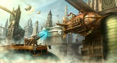 steam punk / steam-punk / sci-fi / fantasy