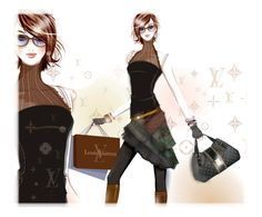 http://breeleman.deviantart.com/art/louis-vuitton-fashion-161691259