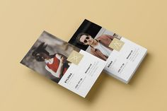 Creative Agency Business Card by micromove on Envato Elements Premium Business Cards, Cool Business Cards, Custom Business Cards, Business Card Design, Cool Logo, Logo Nasa, Magazine Design, Logo Templates, Photo Cards