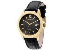 24553b78740 Relógio Masculino Technos Analógico - Resistente à Água 2115KNO 2P