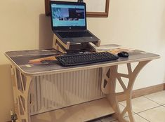 Check out this custom printed flat pack Workstation and Laptop stand. Assembled is seconds with no tools, screws or glue need. Flat Pack Homes, Weight Benches, Lap Desk, Laptop Stand, Home Office Desks, Range, Display, Tools, Printed