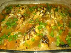 Fish in brine Romanian Recipes, Romanian Food, Food And Drink, Fish, Chicken, Cooking, Kitchen, Ichthys, Cubs