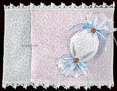 Wrapped karamela baby girl boy baptism bombonieres idea * Handmade lace bombonieres * Greek christening favors * Favors baby shower gifts 10 by eAGAPIcom on Etsy