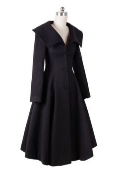 Kate - Death Watch coat? #65 dark gray $100 BOUGHT