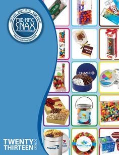 2013 Full Line Catalog from MidniteSnax