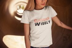 Ever wondered about the difference between Cotton, Heather or Triblend T Shirts? Here's all you need to know to make the right choice for you. Statement Tees, T Shirt Design, Streetwear, Black And White T Shirts, Statement Tees, Color Trends, Print Design, Streetwear, Long Sleeve Tees, Shirt Designs, T Shirts For Women, Sweatshirts