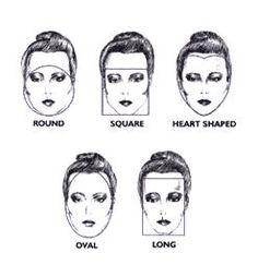 Welke oorbellen bij welke gezichtsvorm?
