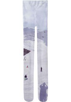 Tsumori Chisato / Skiing Tights