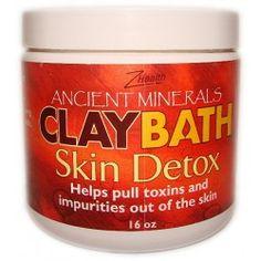 miracle clay  clay bath