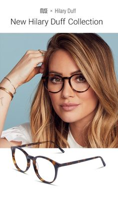 Supply good quality men sunglasses, women sunglasses, fashion sports polarized sunglasses to the world Glasses For Oval Faces, Grey Hair And Glasses, Glasses For Your Face Shape, Cute Glasses, New Glasses, Girls With Glasses, Specs Frames Women, Womens Glasses Frames, Hilary Duff