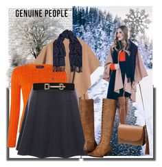 """""""Genuine people"""" by lip-balm ❤ liked on Polyvore featuring Ciel, Polo Ralph Lauren, Volatile and Genuine_People"""