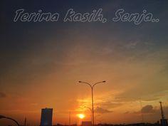 Terima Kasih, Senja Indonesia