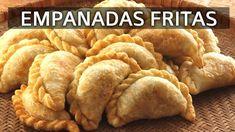 Receta de Empanadas Fritas de Carne - MUNDO OLIVA