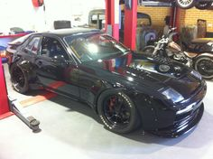 '86 slightly modified Porsche 944