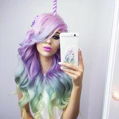 unicorn dressup
