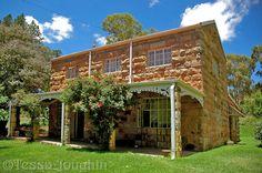 Coach house at Keble estate